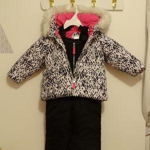 Parka snow suit set 2t Carter's